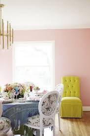 beauty pink dining room 81 for home design classic ideas with pink
