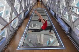 it u0027s yoga on the glass floor more tower bridge tickets on sale