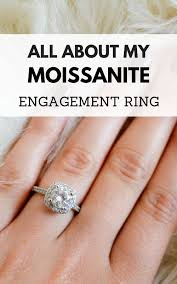 moissanite bridal reviews hacking my engagement ring with moissanite