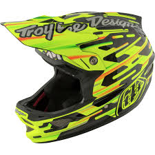 troy lee motocross helmets troy lee designs d3 helmet review bikeradar