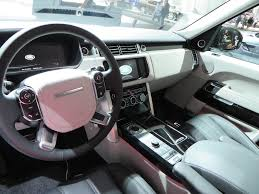 land rover autobiography land rover range rover autobiography lwb front dash photo on