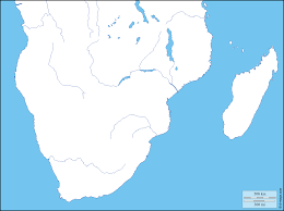 Map Of Countries In Africa by Blank Map Of Countries In Africa