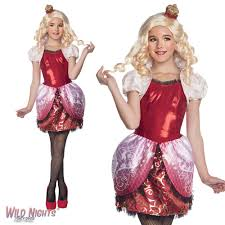 Halloween Costume Girls Apple White Xl Age 10 11 12