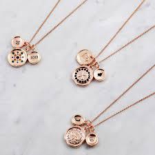 wax seal jewelry friendship wax seal charm necklace by j s jewellery