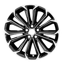 toyota corolla mag wheels set of 4 17 alloy wheels rims for 2009 2016 toyota corolla ebay