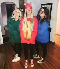 halloween costume ideas for teen girls 3 of a kind 21 trio costumes to wear with your best friends