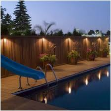 backyards compact backyard lighting landscape lighting ideas