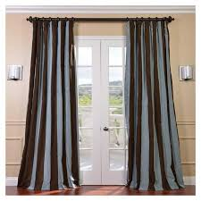 Blue And Brown Curtains Blue And Brown Curtains And Drapes 100 Images Light Brown