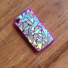 diy easy mosaic phone case dollarstorediy mosaics phone and