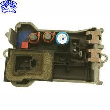 ac heater blower fan motor regulator mercedes w219 cls550 w203
