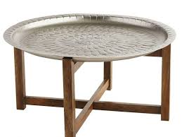 table moroccan mosaic coffee table modern tile outdoor with wooden