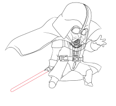 darth vader coloring pages coloring page
