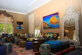 moroccan inspired living room decor moroccan furniture los angeles