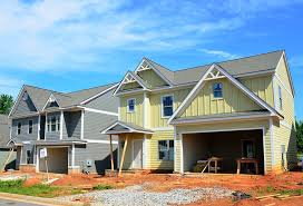 free photo construction industry mortgage new home real estate