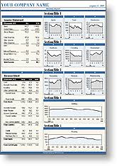 Microsoft Excel Report Templates Royalty Free Excel Templates