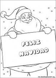 imagenes de navidad para colorear feliz navidad torta de gasa