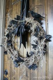 Halloween Wreathes Spooky Halloween Wreath Crazy Wonderful