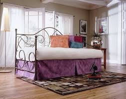 bedroom white full size daybed frame with storage drawers design