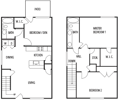 cottages floor plans townhomes floor plans in virginia silver hill