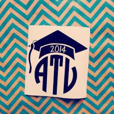 monogram graduation cap best monogrammed graduation gifts products on wanelo