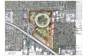 Cupertino Map Gallery Of More About Foster Partner U0027s New Apple Campus In