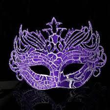 purple masquerade mask free shipping 20pcs lot purple masquerade mask for party in party