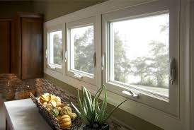 trio of kitchen awnings simonton windows u0026 doors