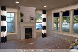 Plantation Shutters And Drapes Window Treatments For Difficult Windows What You Must Never Do