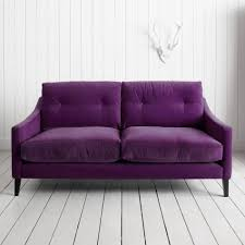 Tufted Chesterfield Sofa by Fascinating Purple Velvet Sofa Purple Velvet Sofa Also Purple