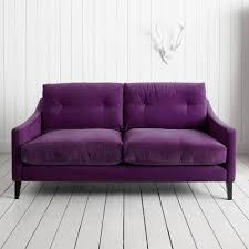 fascinating purple velvet sofa purple velvet sofa also purple