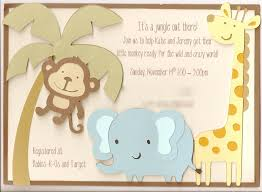 diy invitations templates 17 best ideas about jungle baby showers on pinterest jungle