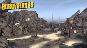 Bad Lands Borderlands Soundtrack Arid Badlands Youtube