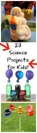 23 science projects for kids summer craft and science experiments