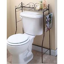 Over The Toilet Ladder by 25 Bathroom Space Saver Ideas