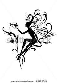 Fairy And Flower Tattoo Designs Fairy Tattoo Designs Small Fairy Tattoos Fairy Tattoo Designs