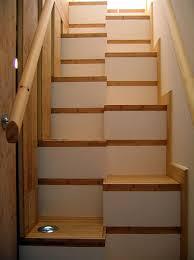 alternate tread staircase staircase to pinterest