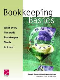 amazon com bookkeeping basics what every nonprofit bookkeeper