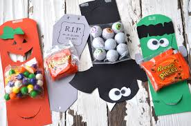 Halloween Goodie Bags Please Welcome Amy From The Idea Room Eighteen25