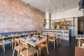 restaurant dining room design dining during dwell on design 2017 20 best restaurants in los angeles