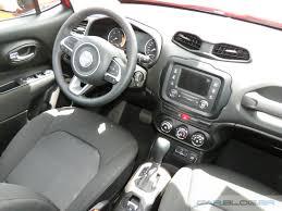 jeep sport interior jeep renegade sport 2 0 diesel 4x4 vídeo e fotos do interior