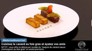 mytf1 recettes de cuisine masterchef le lyonnais philippe escaich au pied du deuxième tour