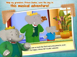 babar u0026 badou u0027s musical marching band interactive storybook