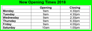 opening times forest upcycling project