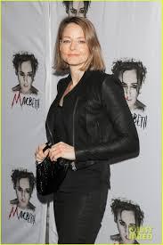 Jodie Foster U0026 Rosario Dawson U0027macbeth U0027 Opening Photo 2855575