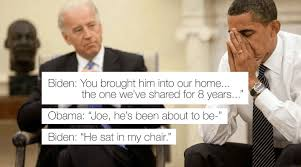 Bromance Memes - 31 obama and biden memes that are so good they should get four