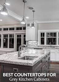 kitchen cabinets with countertops perfect countertops for grey cabinets builders surplus