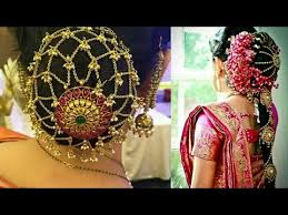 hair accessories for indian brides south indian bridal hairstyle with hair accessories diy gallery