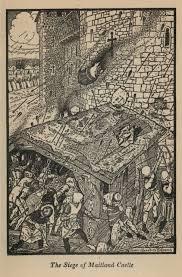 siege gan assurance stories of the scottish border