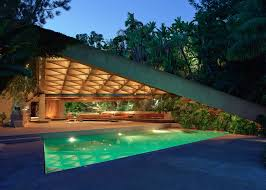 captainsparklez house in real life lautner u0027s big lebowski house donated to lacma los angeles county
