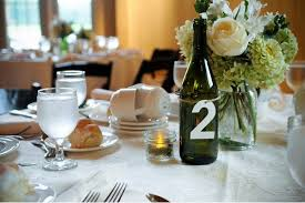 centerpieces for wedding reception 7 wine bottle centerpieces you can diy for your wedding day